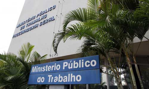 Resultado de imagem para Ministério Público do Trabalho (MPT)
