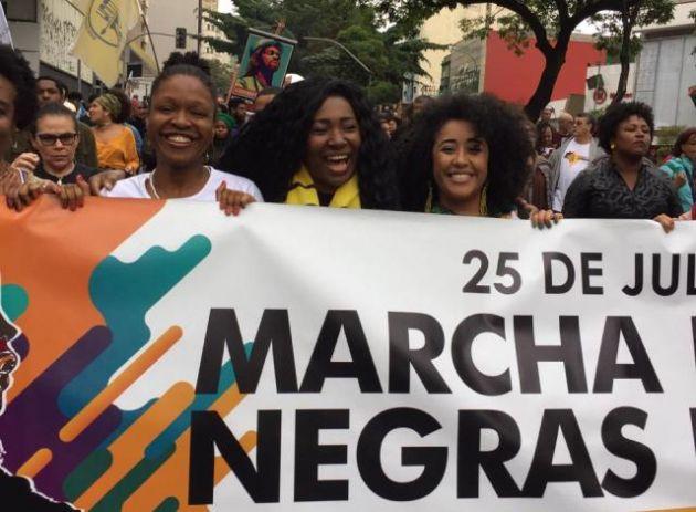 Portal da NCST | SP: NCST apoia XV Marcha da Consci�ncia Negra